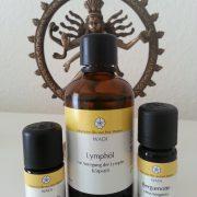 Aromaöle für die Massage